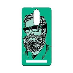 BLUEDIO Designer Printed Back case cover for Lenovo K5 Note - G1107