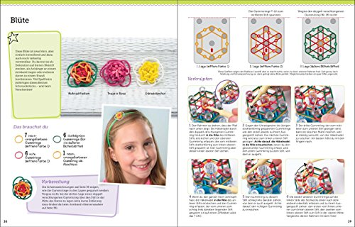 RUBBERBAND SCHM... Rainbow Loom Instruction Manual Patterns