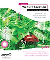 Foundation Website Creation with CSS, XHTML, and JavaScript Front Cover
