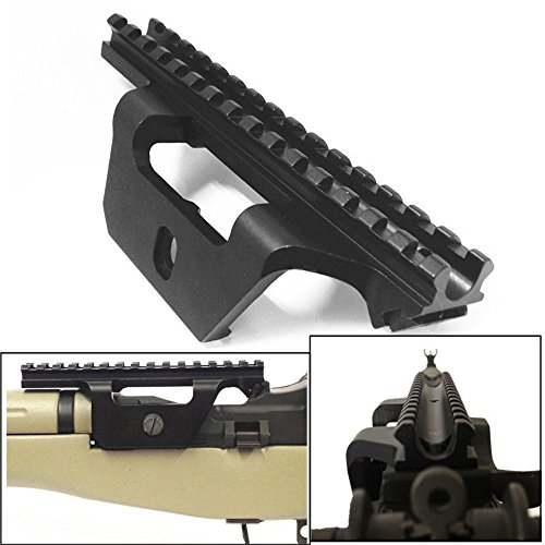 New Generation Locking Deluxe M14 M1a Scope Mount Mil Spec