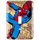 Marvel Spider-Man Wall Light Switch Cover