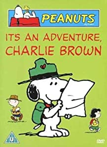 Peanuts: It's An Adventure, Charlie Brown [DVD]