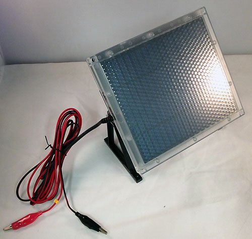 12-Volt Solar Panel Charger for 12V 8Ah Big Game Feeder Battery