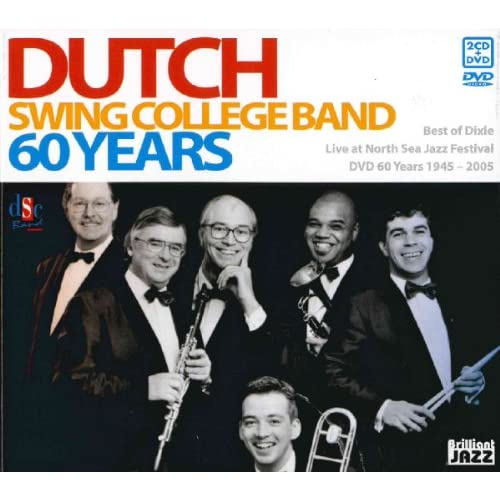 The Dutch Swing College Band Dutch Swing College Band Tribute To Louis Armstrong