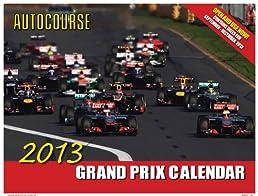 Autocourse 2013 Grand Prix Calendar