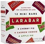 LaraBar Mini Size (Variety) 12 bars