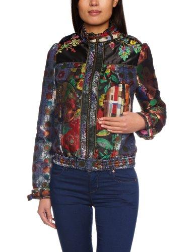 Desigual Japanese Garden Zipped Women's Jacket
