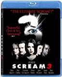 NEW Scream 3 - Scream 3 (Blu-ray)