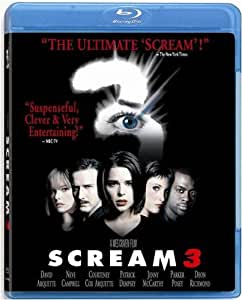 NEW Scream 3 - Scream 3 (Blu-ray)