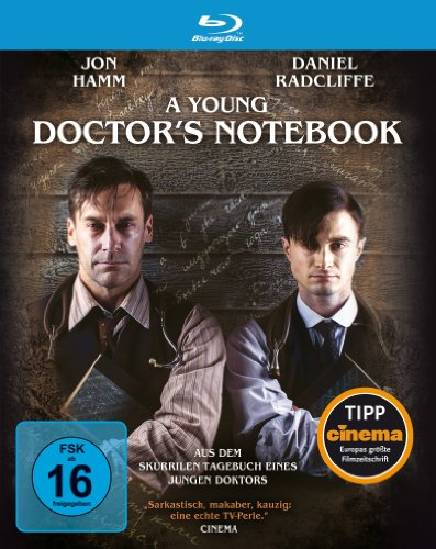 A Young Doctor's Notebook [Blu-ray]