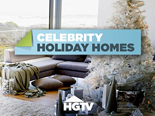 Celebrity Holiday Homes Volume 1