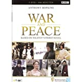 "War & Peace - Complete Series [5 DVDs] [Holland Import]von ""Anthony Hopkins"""