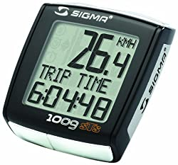 Sigma BC 1009 STS Wireless Bicycle Speedometer from SIGMA