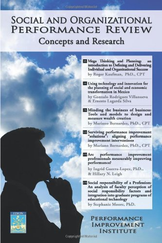 Social and Organizational Performance Review: Concepts and Research