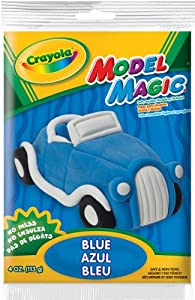 Crayola 113 gm Model Magic, Blue