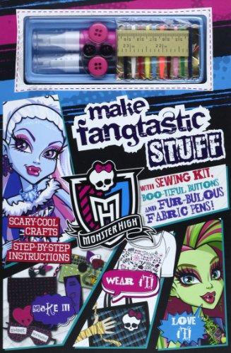 Monster High - Make Fangtastic Stuff