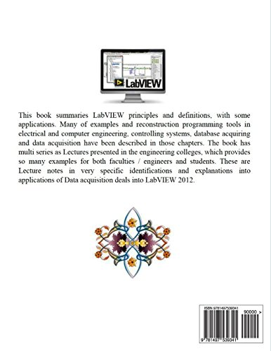Lecture Notes in LabVIEW and Data Acquisition