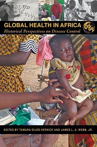 Global Health in Africa: Historical Perspectives on Disease Control (Perspectives on Global Health)