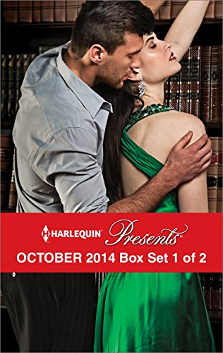Abby Green - Harlequin Presents October 2014 - Box Set 1 of 2: Rival's Challenge\His for a Price\The Valquez Bride\Prince Hafiz's Only Vice