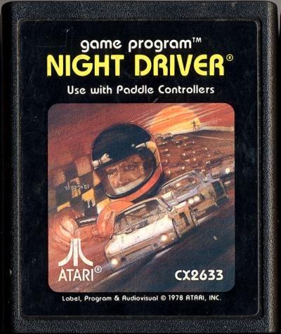 Night Driver (Atari 2600)