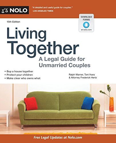Living Together: A Legal Guide for Unmarried Couples (Living Alternative compare prices)