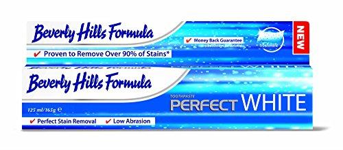ビバリーヒルズPerfectWHITE歯磨き粉165g 1本・並行輸入品