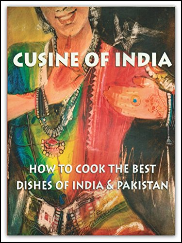 Cuisine of India on Amazon Prime Instant Video UK