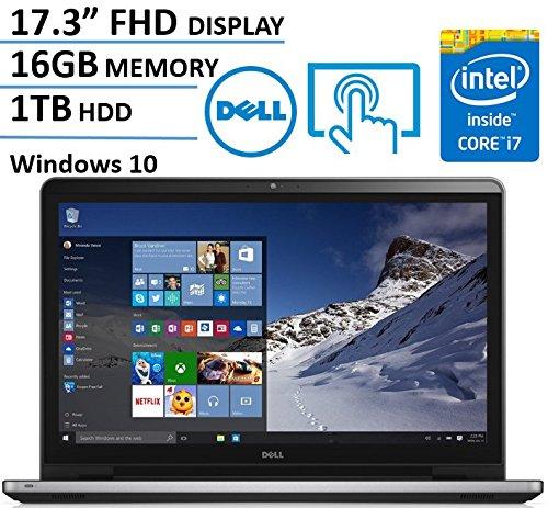 Dell Inspiron FHD Touchscreen Laptop