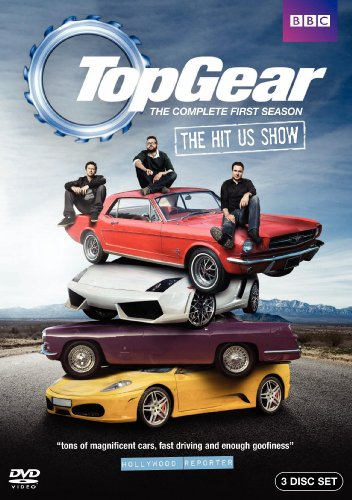Top Gear Usa: Complete First Sesaon (3pc) / (Ws) [DVD] [Region 1] [NTSC] [US Import] hier kaufen