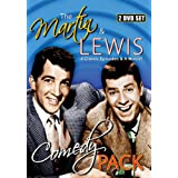 The Dean Martin & Jerry Lewis Comedy Pack (2 Discs)