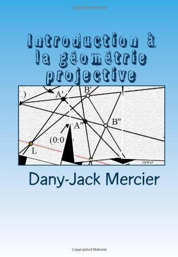 Introduction à la géométrie projective