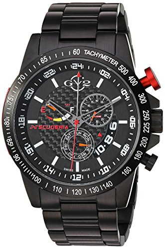 GV2-by-Gevril-Mens-9900B-Scuderia-Analog-Display-Quartz-Black-Watch