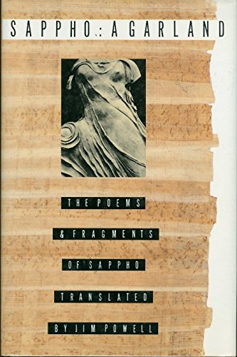 Sappho Essays and Research Papers