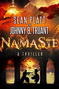 Namaste by Sean Platt ebook deal