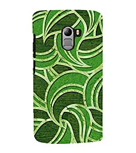 printtech Abstract Pattern Animated Back Case Cover for Lenovo Vibe X3 Lite