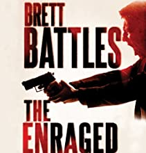 The Enraged: Jonathan Quinn, Book 7 (       UNABRIDGED) by Brett Battles Narrated by Scott Brick