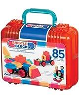 Bristle Blocks - BA3071E - Jeu de Construction - Big Value Carrying Case