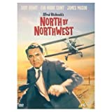 North by Northwest [Region 2] ~ Cary Grant