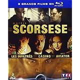 Martin Scorsese - Coffret - Les inflitr�s + Aviator + Casino [Blu-ray]par Leonardo DiCaprio