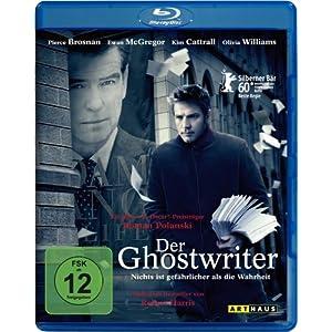 Blu-ray Angebote bei amazon: Filme (Der Ghostwriter, Jumper, Crank, …) für nur 7,90 €!