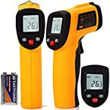 DivineXt GM550E 1.3quot; Screen Digital Infrared Thermometer