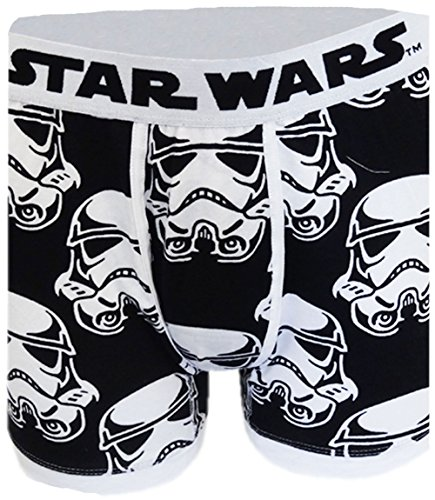 Star Wars Storm Trooper Mugshot Boxer Brief for men