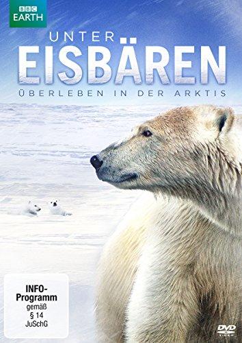Unter Eisbären - Überleben in der Arktis [Edizione: Germania]