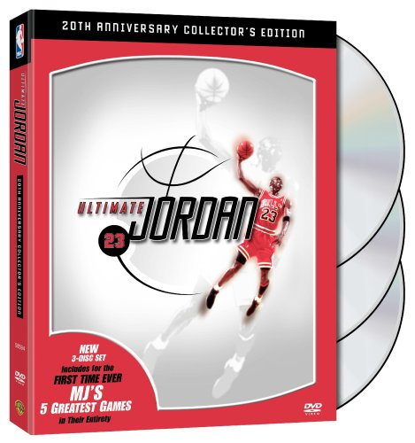 NBA: Ultimate Jordan (20th Anniversary Three-Disc Collector's Edition) at Amazon.com