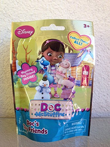 Disney Junior Doc McStuffins Doc's Toy Friends Mystery Pack - 1