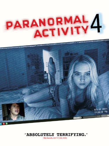 Paranormal Activity 4 - Rated
