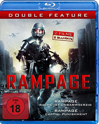 Rampage - Double Feature [Blu-ray]