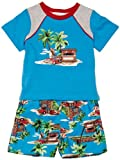 Mini ZZZ Hawaii T-Shirt/Short Boy