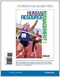 img - for Human Resource Management, Student Value Edition (14th Edition) book / textbook / text book