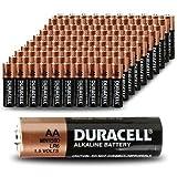 Vconcal(TM) 48 Duracell AA Alkaline Batteries Battery NEW Duracel MN1500 **EXPIRY 2018**